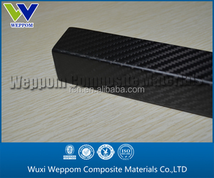 Different length and width carbon fiber square pipes