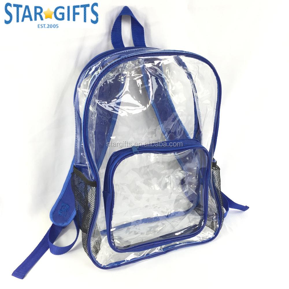 85f26337b4 China Pvc Waterproof Backpack
