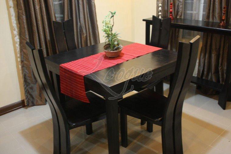 Juego de comedor de madera de caoba irany sets para sala comedor ...