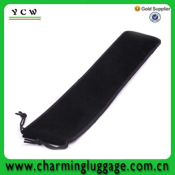 wholesale velvet pouch for fork and knife
