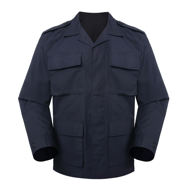 Standard Blue Military Jacket Uniform  Combat Uniform Army Coats Tactical Jacket