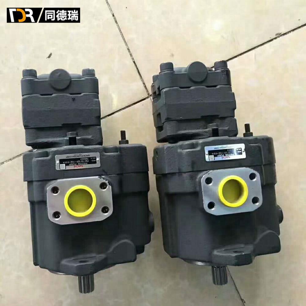 Nachi piston pump PVD-1B-32P hydraulic pump for ZX30U excavator
