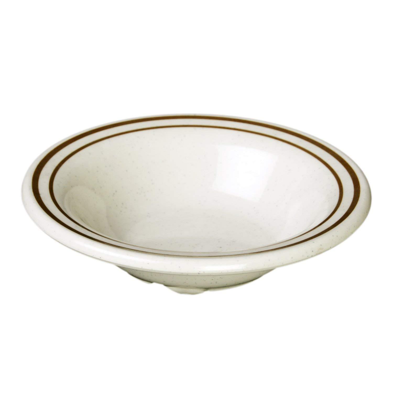 Global Goodwill Arcacia Series 12-Piece Salad Bowl, 6-1/4-Inch, 10-Ounce, Arcacia