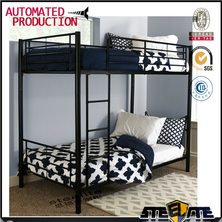 Cheap Modern Design Furniture Bedroom Metal Double Deck