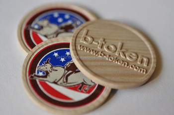 Printed Wooden Tokens Buy Printed Wooden Tokensprinted Wooden Token Coinscustom Wooden Token Coins Product On Alibabacom