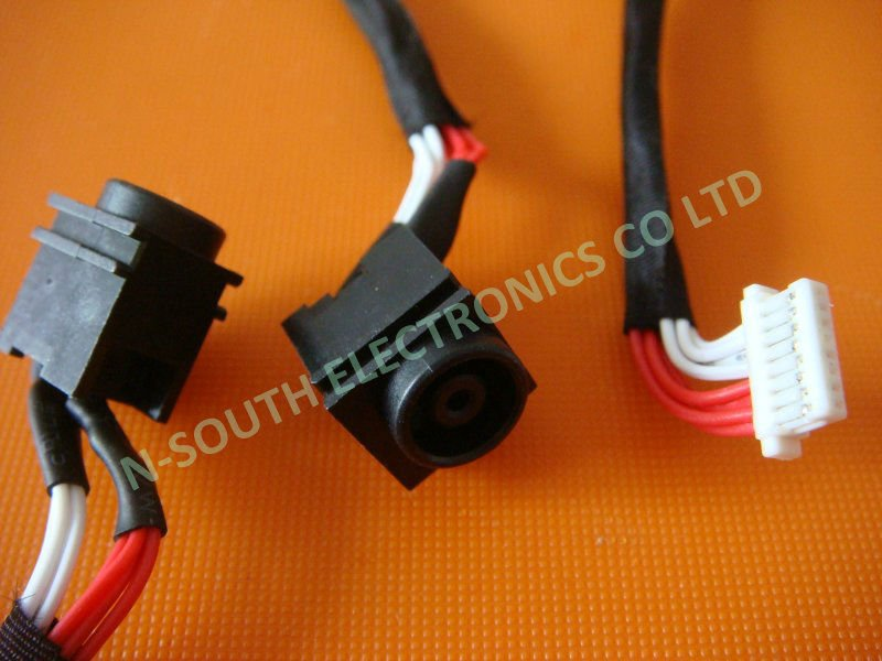 DC jack PJ334 FOR SONY VGN-Z 196612811 DC Power Jack connector