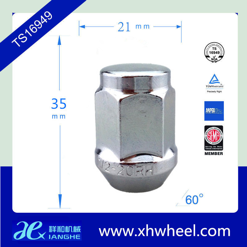 China Manufacturer Aluminum Alloy Wheel Nuts
