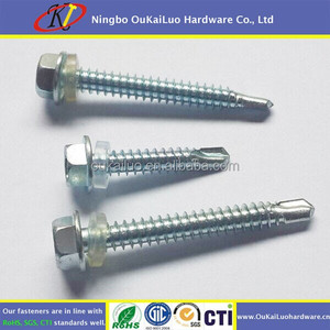 Self Drilling Screws Made in China Tek Scerws