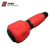 ABS injection molded plastic part, ABS handle with TPR overmolded