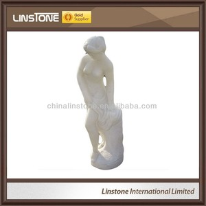 Technology natural alabaster statue