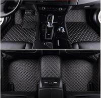 Waterproof Leather 5D XPE Car Floor Mat for Chrysler 300C /Chrysler Grand Voyager/Chrysler Sebring