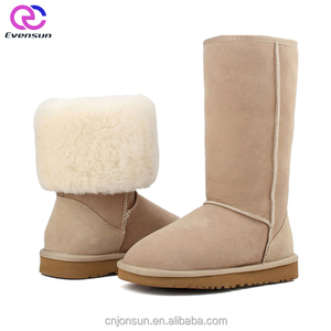 5976ac48c Wholesale Top Quality Australia Women Sheepskin Snow Boots