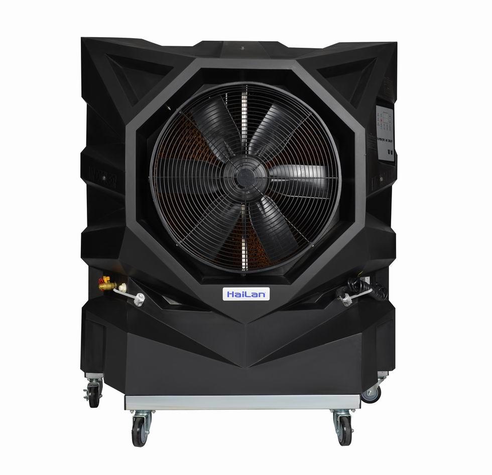Refrigerado por agua del ventilador industrial enfriador - Ventilador de agua ...