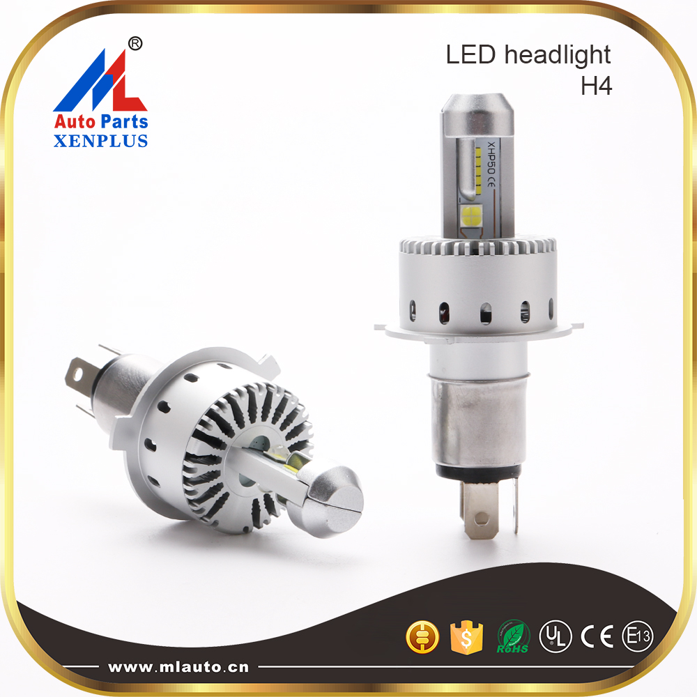 Factory direct newest led headlight 7S h1 h3 h4 h7 h8 h9 h11 all in one led headlight
