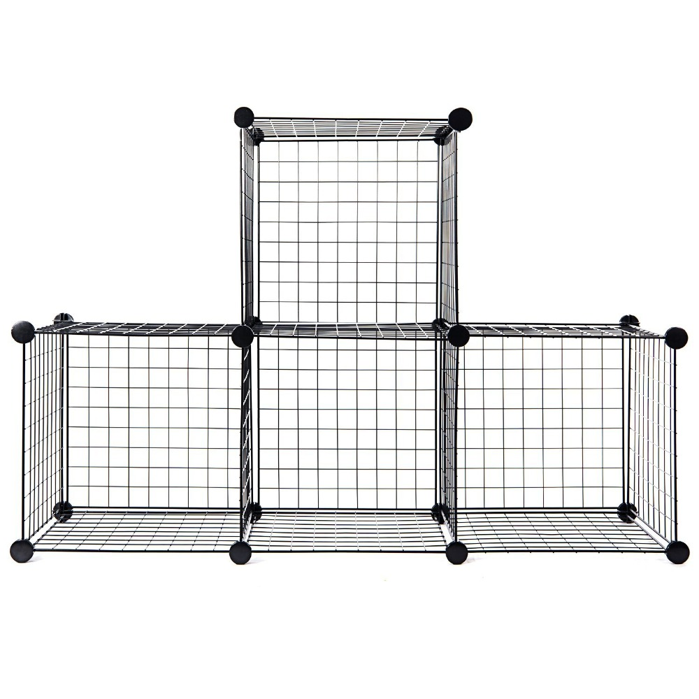 Wire Storage Cubes,Modular Shelving Grids,Pet Fence - Buy Wire ...
