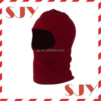 100%polar Fleece Balaclava Winter Ski Mask Windproof Ski Cap - Buy ... 12c06d8a39e
