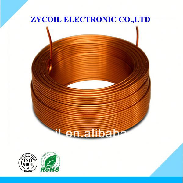 enamelled wire for coil