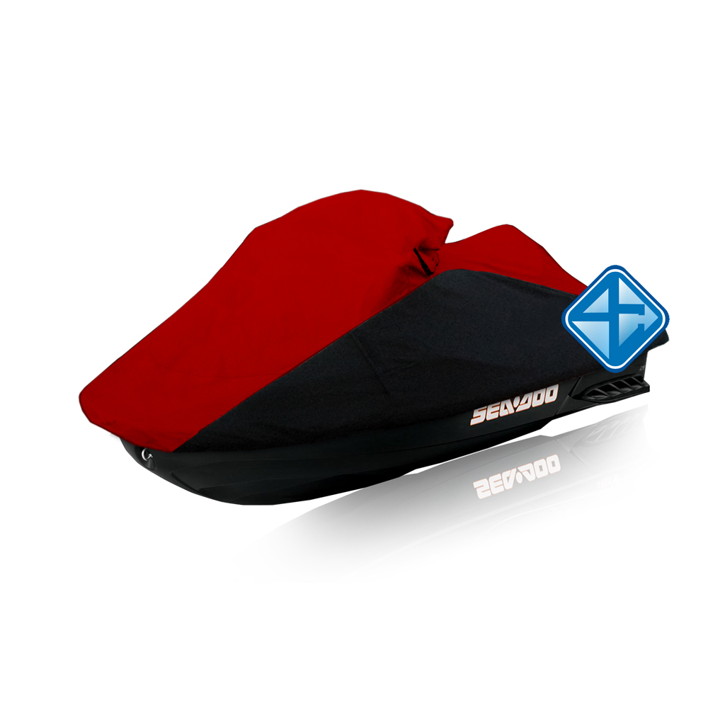 Custom made 2100D polyester Jet Ski Covers Boot cover