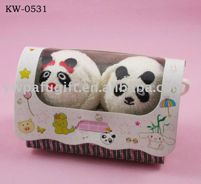 craft panda towel