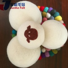 Brand new wool felt balls for christmas decoration with great price