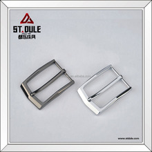 good price metal pin belt buckle in zinc alloy classic deisgn