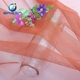 40D orange color top use bridal tulle