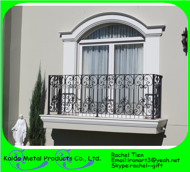Simple Iron Grill Design For Balcony, Simple Iron Grill Design For ...