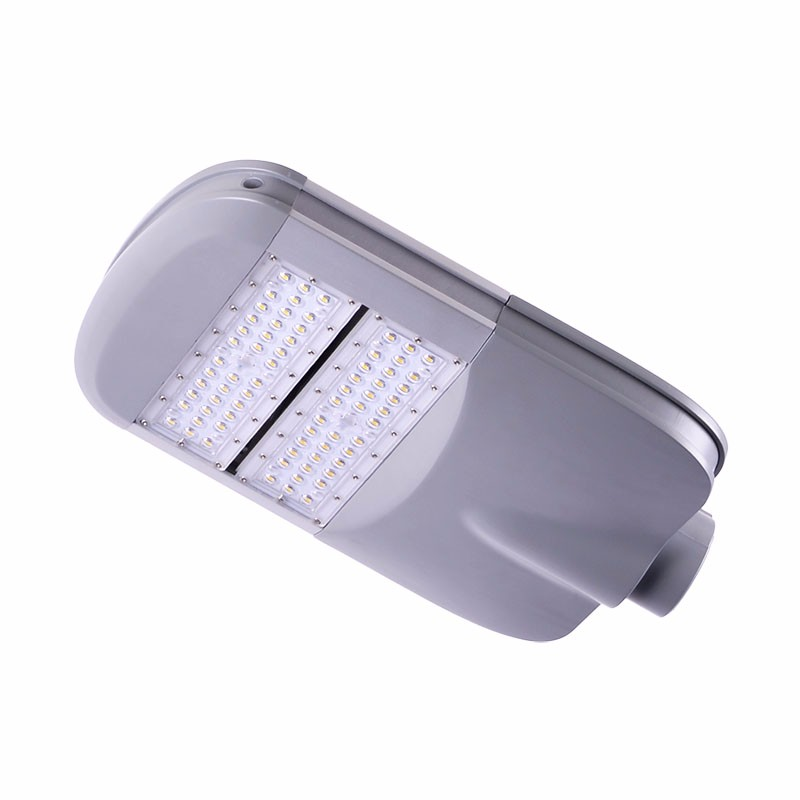 ultrathin ultra-bright Lifespan 50000H AC 80 watt led street light