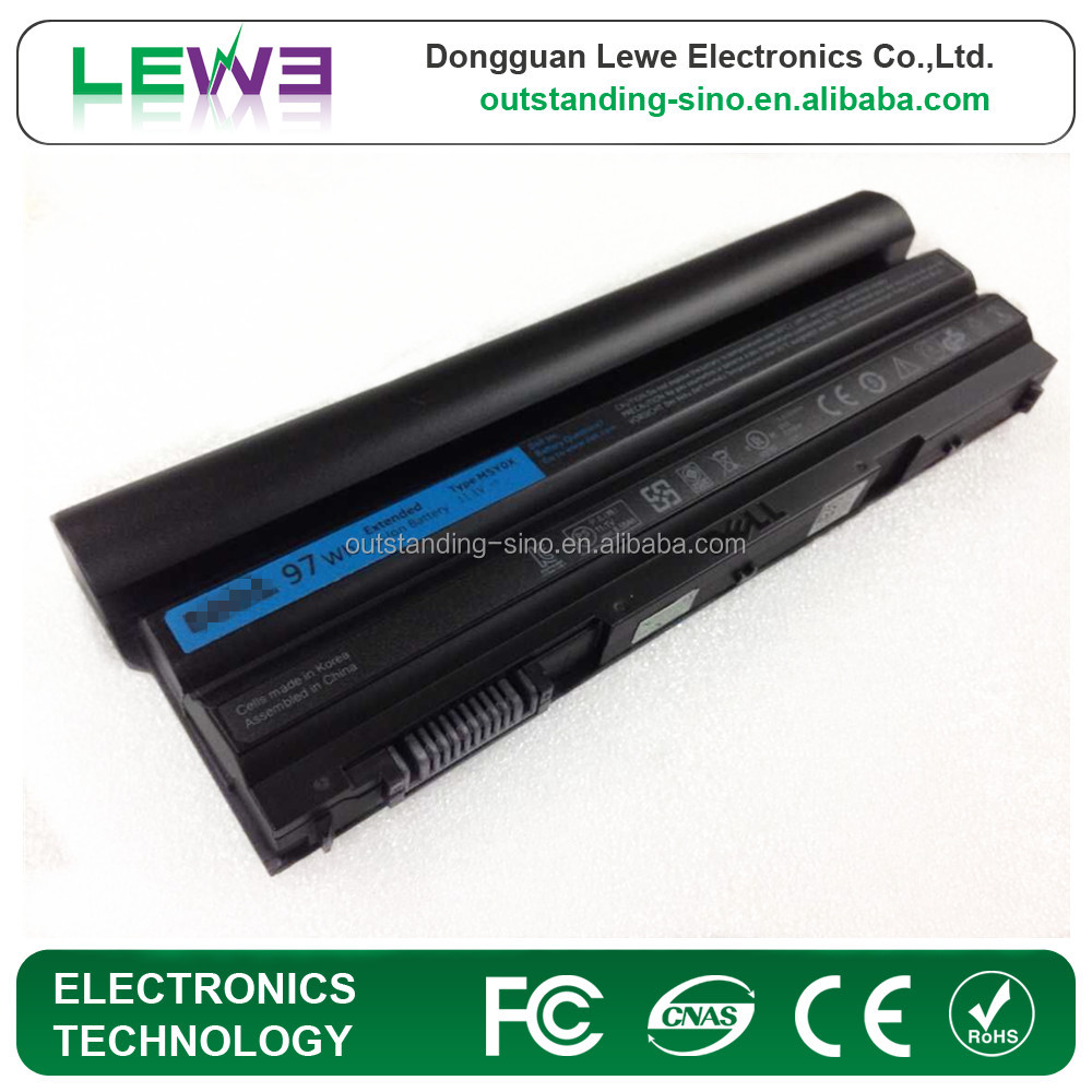 Genuine Original for Dell Latitude E5420 E5520 E6420 E6520 M5Y0X Prv1y 9cell Battery