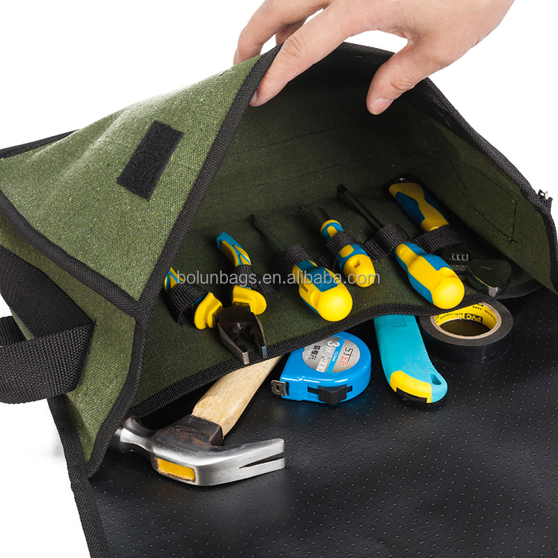 canvas carriable tool bag daily use