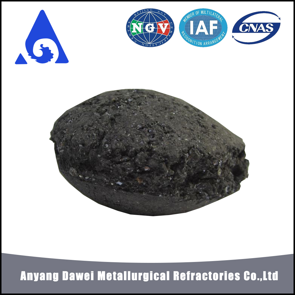 Silicon Carbon Briquette Substitute FeSi At Steel Melting Shop