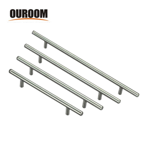 Ouroom/OEM Wholesale Products Customizable 750005-1 Stainless Steel Cabinet Handles Kitchen Door Handle