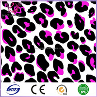 Hot Sell 100% Polyester Animal Print Fabric for Sofa, Carpet
