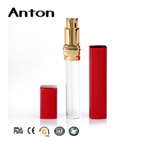 10ml wholesale refillable perfume atomizer glass vials spray bottles and jars