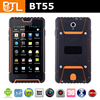 BATL BT55 1.3GHz 4000Mah android 5inch ip68 walkie-talkie 3g rugged phone runbo X6 sos