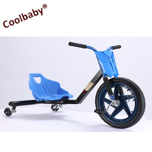 COOLBABY 3 wheel music kids kick drifting scooter