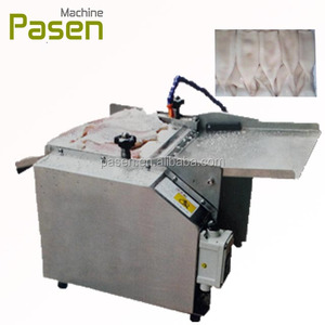 Stainless steel automatic squid peeling machine / fish peeler / fish peeling machine