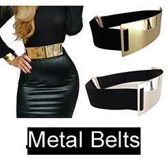 Woman belt 펄 허리 쇄 Elastic lady Belt 석 인레이 버클 Belt Bg-290