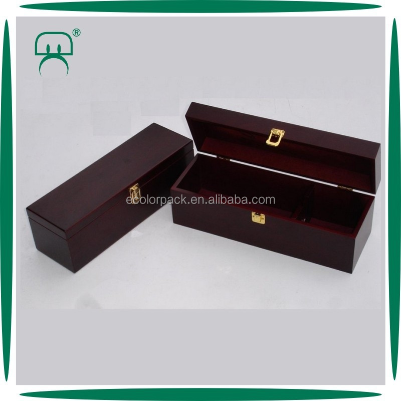 High End Lacquer Wine Box Wooden Box the Latest Packaging