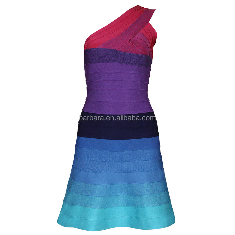 2014 factory price wholesales bandage dress H700