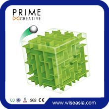 Saving Box - TOOGOO(R) Plastic Cubic Money Maze Bank Saving Coin Collection Case Box 3D Puzzle