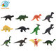Free sample wholesale toy plastic animal mini dinosaur for kid