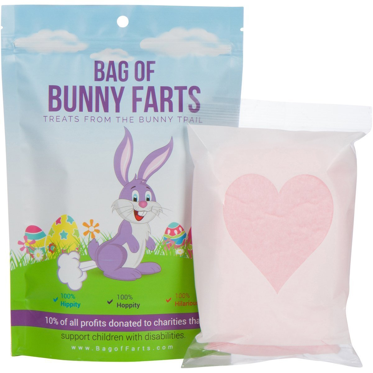 Cheap easter basket candy find easter basket candy deals on line at get quotations bag of bunny farts cotton candy funny unique easter basket gift for kids parents negle Images