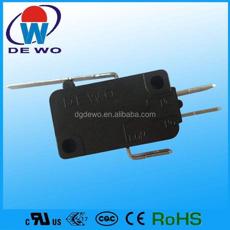 High Current Microswitch With Circuit Symbol,3 Position Micro Switch ...