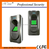 Waterproof fingerprint access control system rs485 rfid card reader biometric reader FR1200