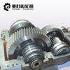 bevel gear for single screw extuder gearbox