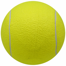 Hot Sale Customized OEM Inflated Giant Tennis Ball For Promotion