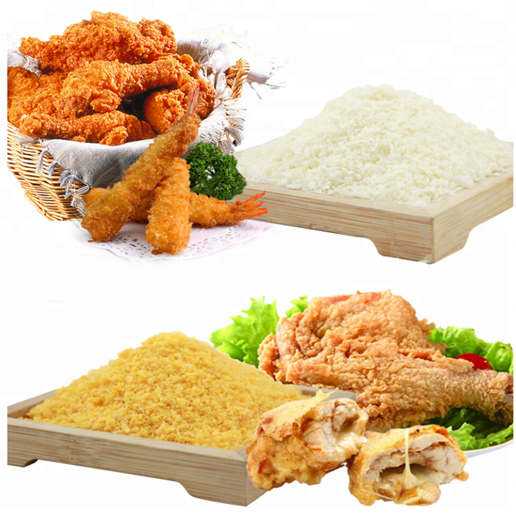 Japanese Style Bread Crumbs Panko For Chicken Nuggets