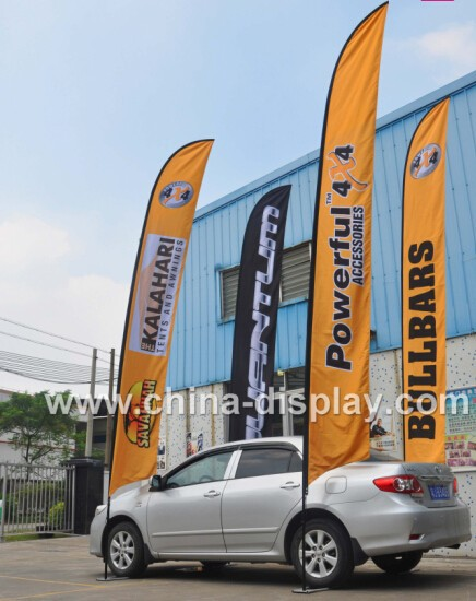 Advertising Outdoor Knitted Polyester Flag Banner For Car Show Buy - Car show flags