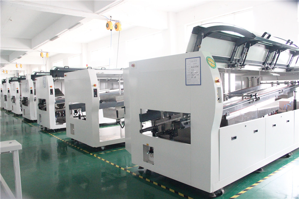 KTU-450 SMT Automatic lead free wave hot air PCB soldering machine